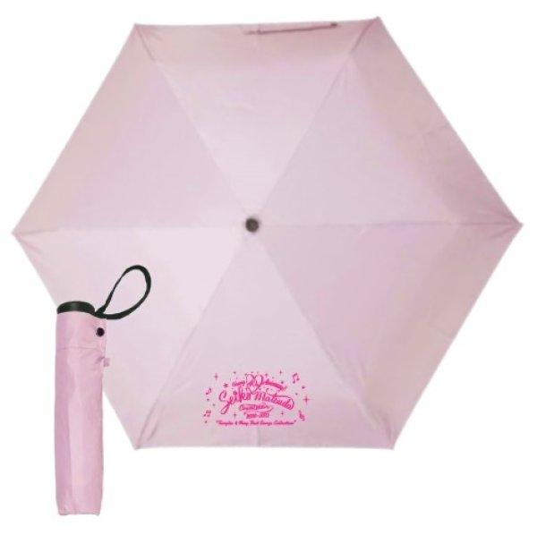 画像1: ツアー折りたたみ傘 PINK (1)